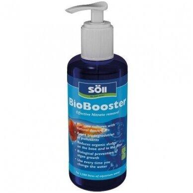 Bioaktyvatorius akvariumui  - Biobooster