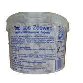 Ceolitas Zeowet gėlo vandens akvariumo ir žuvų ūkių vandens valymui, frakcija  2.5-5mm, po 2L (1,75kg)