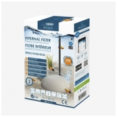 "CFSTONE80 Ciano®"" trigubos filtracijos vidinis filtras, 40-80l akvariumui"