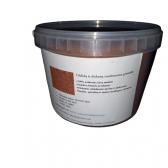 Kessler raudonos granulės ciklidams ir diskusams, 1 kg plastikiniame kibirėlyje