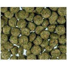 Kessler Spirulina skęstančios tabletės dugninėms žuvims, 1kg maišelyje